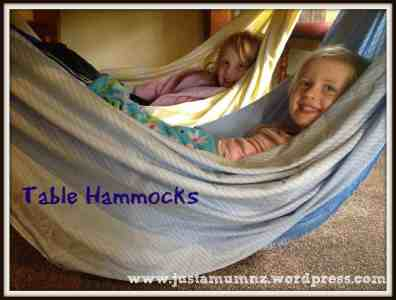 Table Hammocks 4