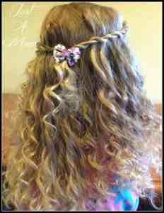 Ringlet Rag Curls