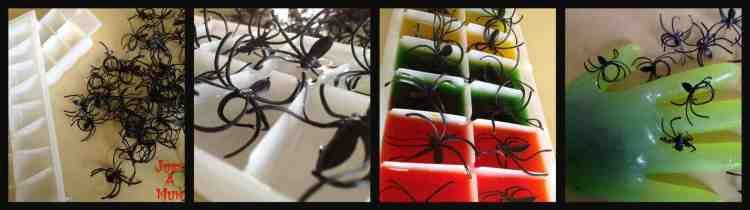 Spider Ice Cubes