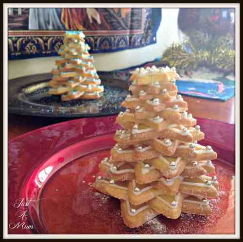 Cookie Christmas Tree