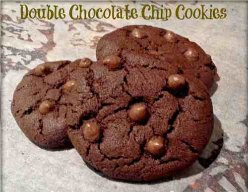Best Cookie - Double Chocolate Chip Cookies