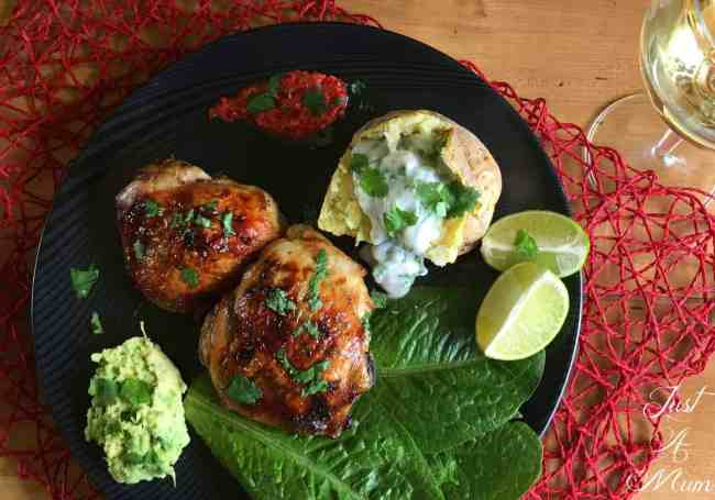 Nigella's Tequila & Lime Chicken - Just A Mum