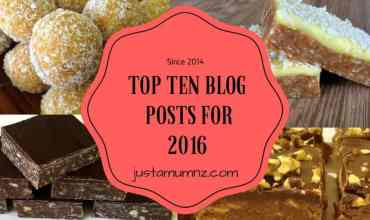 The Top Ten Posts for 2016!