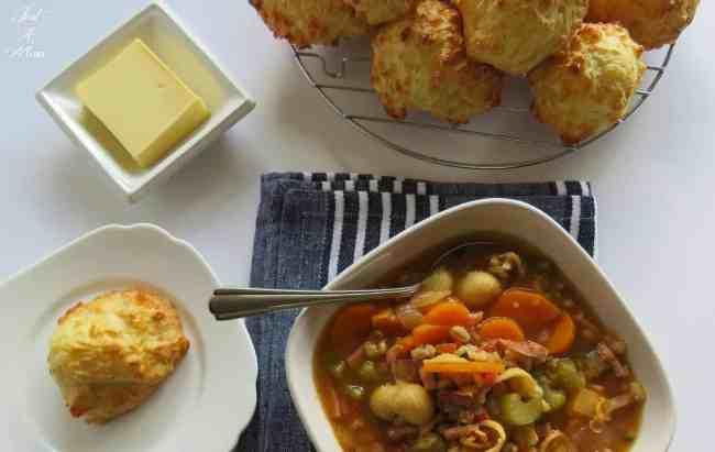 Just a Mum's Winter Soup Ideas