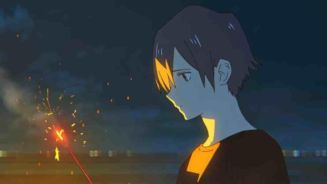 Summer Ghost Anime