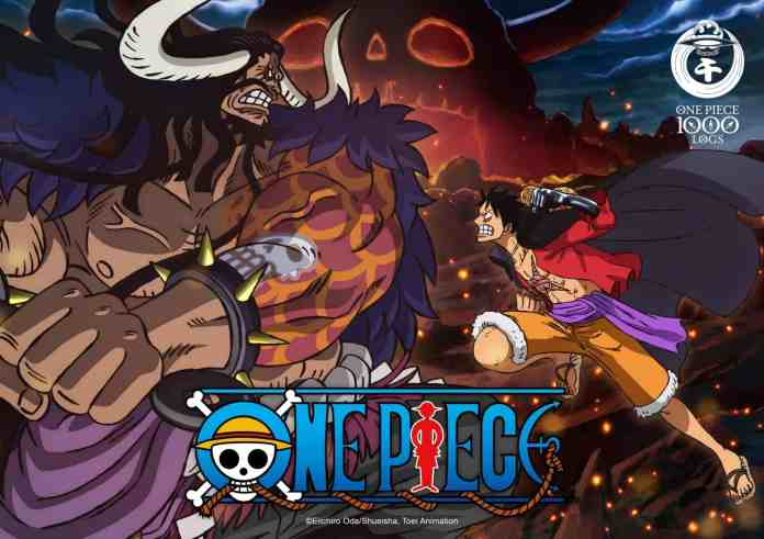 One Piece Episode 1,000 Visual