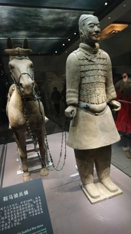 Cavalryman, Pit Two
