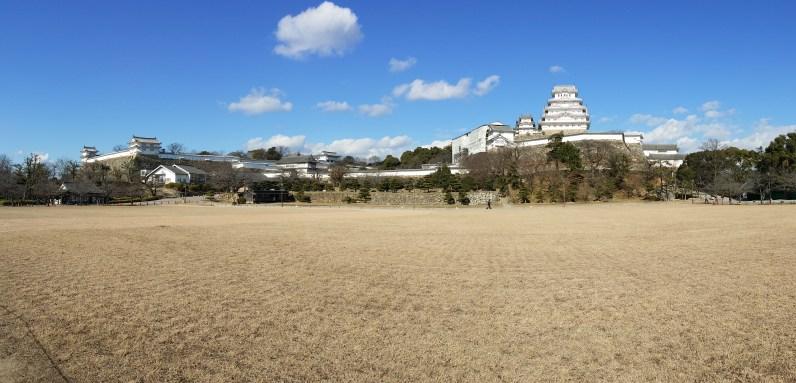 Himejie Castle in all its glory!