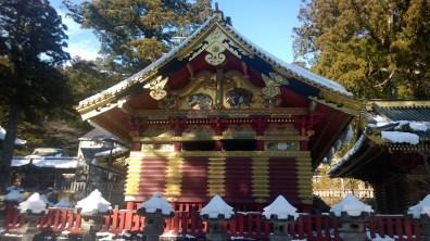 Warehouse at Toshogu Shrine