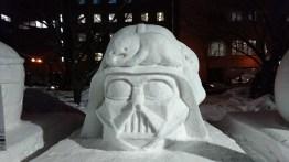 Gudetamaaa! And Darth Vader?