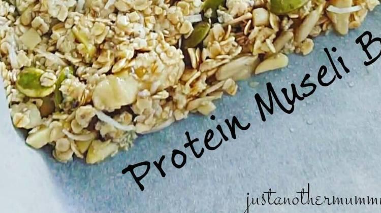 Protein Museli Bar Recipe