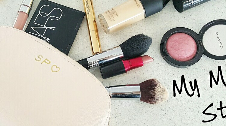 My Makeup Staples