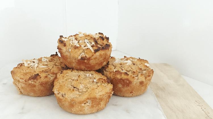 Protein Banana Muffins
