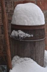 Nail barrel