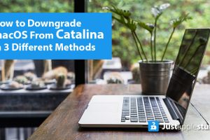 how to downgrade my mac