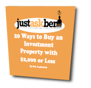 JustAskBenWhy3dBook 20 Ways with Dropshadow