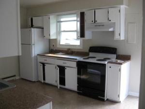 Remodeling an Apartment Kitchen
