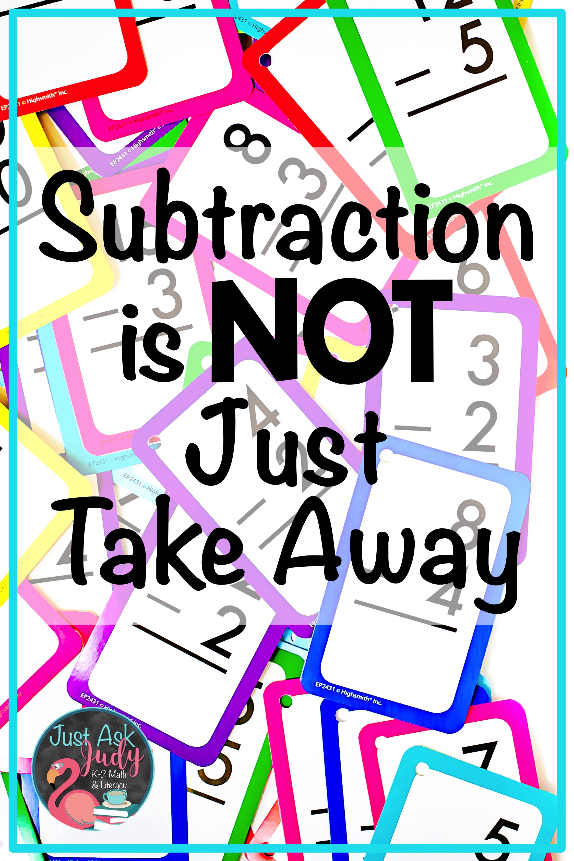 Subtraction Is Not Just Take Away
