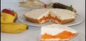 No Bake Peaches & Cream Cheesecake Recipe