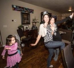 NYE dancing