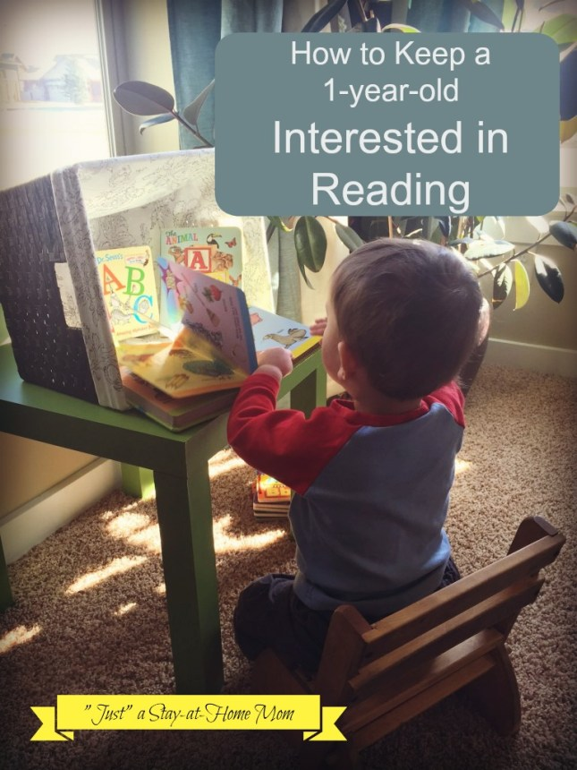 1-year-old reading