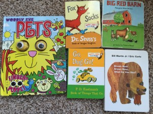 Animal themed books