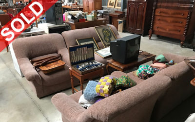 SELECTION OF ANTIQUE & HOUSEHOLD FURNITURE, APPLIANCES, GRANDFATHER CLOCK, PAINTINGS, MOTOR VEHICLES, 1950 MINI'S, TRUCKS, FOOD TRAILER, LEOPARD ZIMBABWEAN ARMOURED ARMY VEHICLE, ETC…