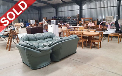SELECTION OF HOUSEHOLD FURNITURE, JEWELLERY, APPLIANCES, TOOLS, MOTOR VEHICLES, LDV's ETC