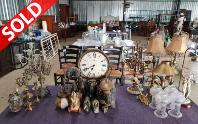 SELECTION OF HOUSEHOLD FURNITURE, APPLIANCES, MOTOR VEHICLES, LDV's, ETC