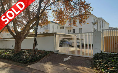 DUNKELD WEST TWO BEDROOM TOWNHOUSE