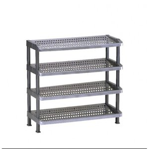 Lion Star Kids and Adult Show Rack (4 Stacks)