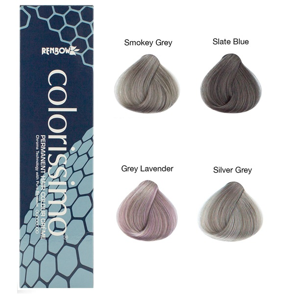 Renbow Colorissimo Permanent Hair Tint Colour Crme With