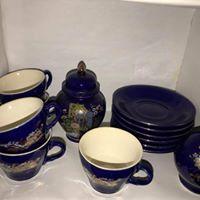 Cups & Saucer