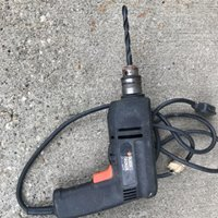 Used Black & Decker Drill