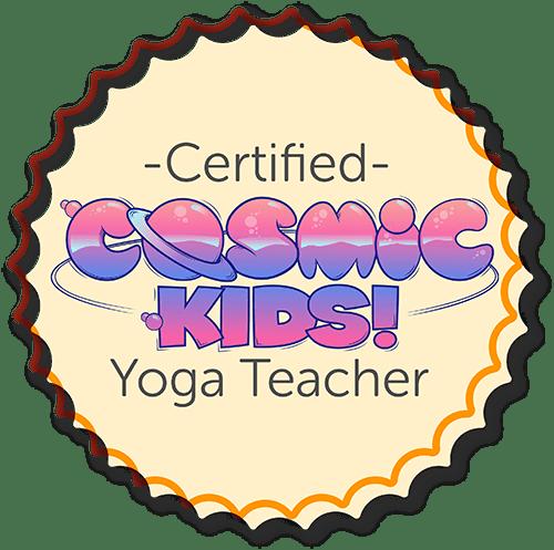 Cosmic Kids Certification