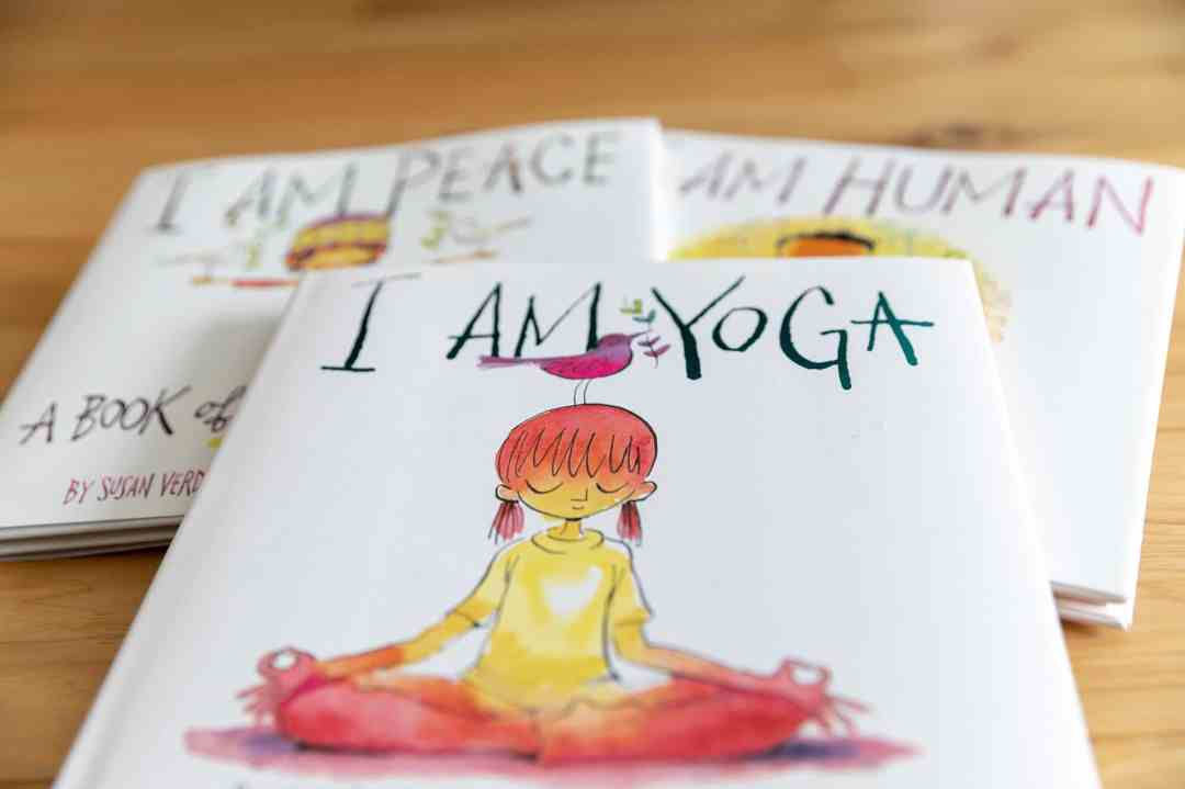 Yoga Books for kids