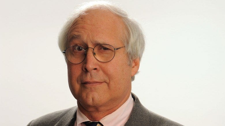 chevy chase dealing with addiction