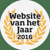 Just Be You Website van het jaar