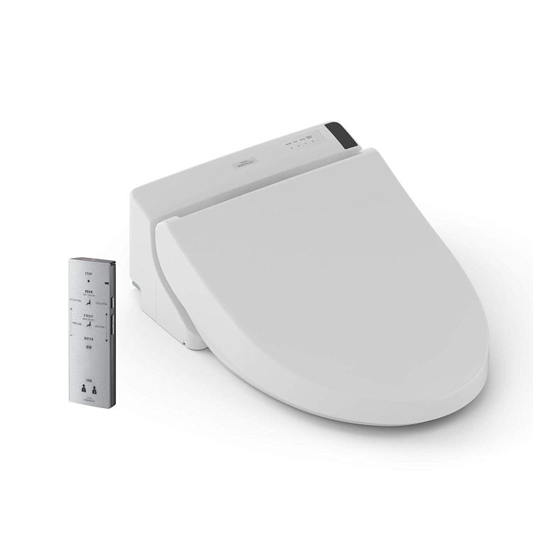 TOTO SW2043R#01 C200 WASHLET Round Electronic Bidet Toilet Seat