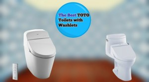 Best TOTO Toilet with Washlet