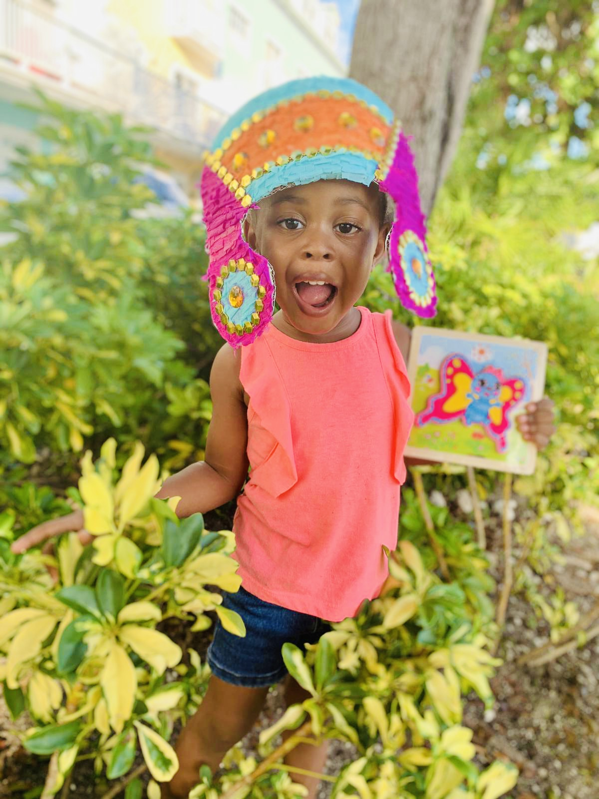2. Do the Junkanoo with Big Picture at-home art and craft kits