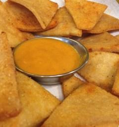 Indian nachos