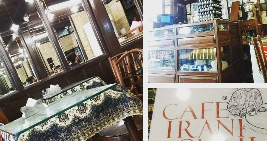 Cafe Irani Chaii, Mumbai