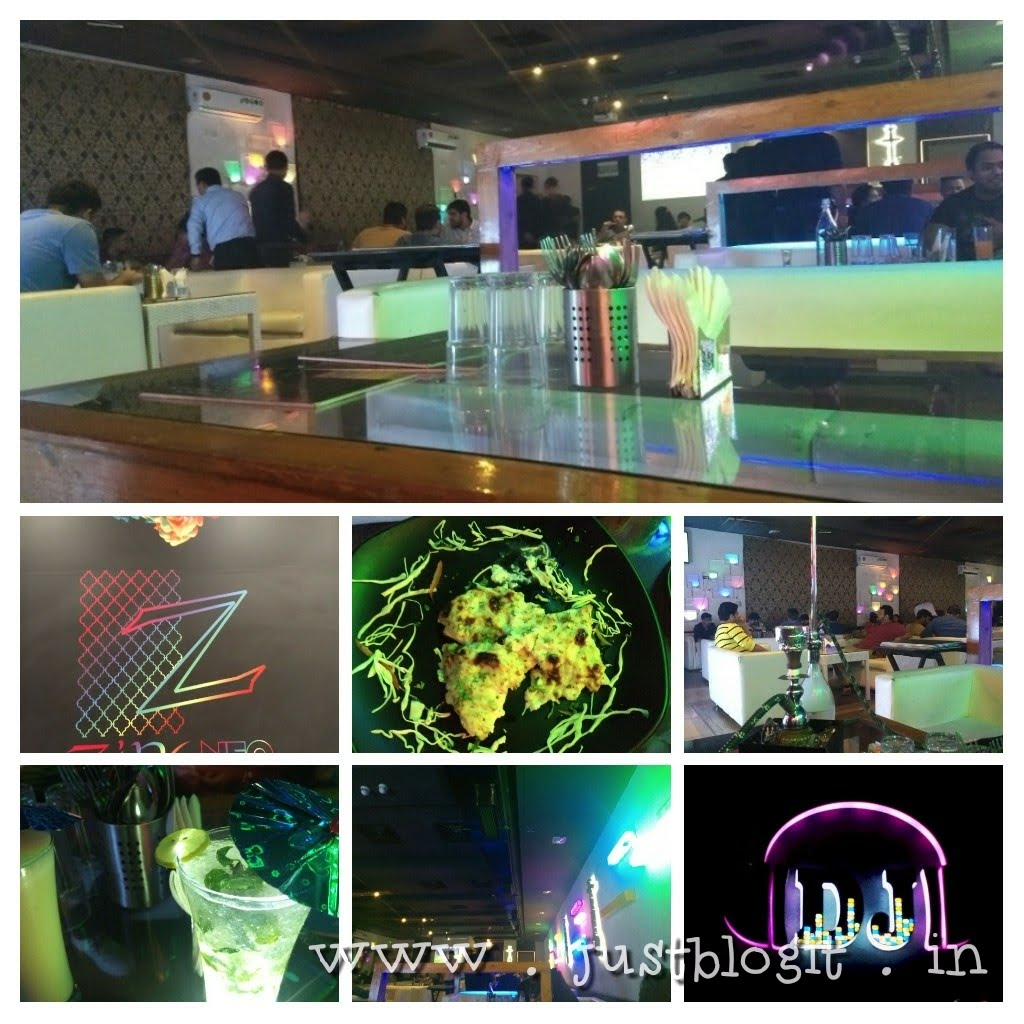 Zinc Neo Lounge & Kitchen