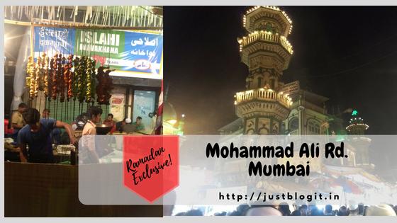 Mohammad Ali Road, Mumbai