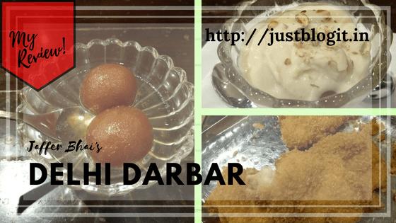 Jaffer Bhai's Delhi Darbar, Mumbai