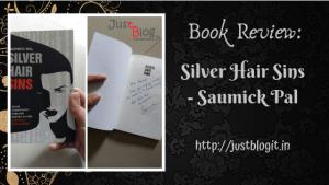 Book review_ Silver Hair Sins -Saumick Pal