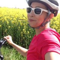 I made it! My First Biotope- Cycling tour in Germany