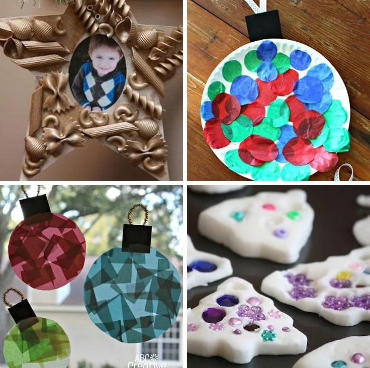 Christmas Gifts To Make With Toddlers