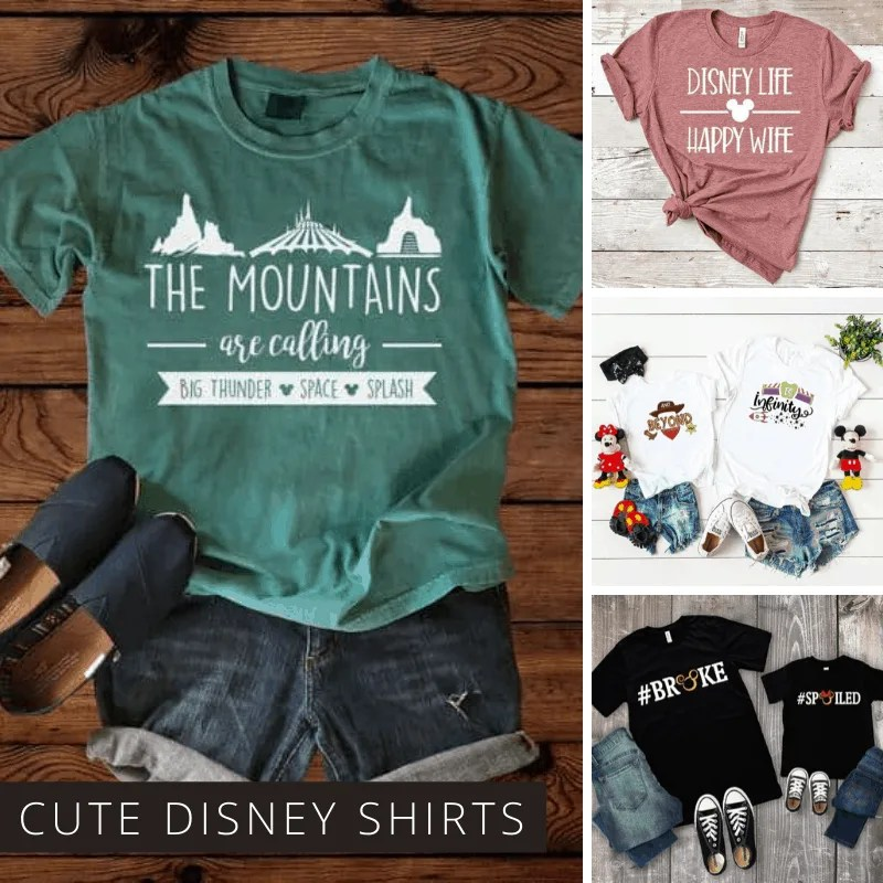 The Ultimate Collection Of Disney Shirt Ideas For Your Vacation